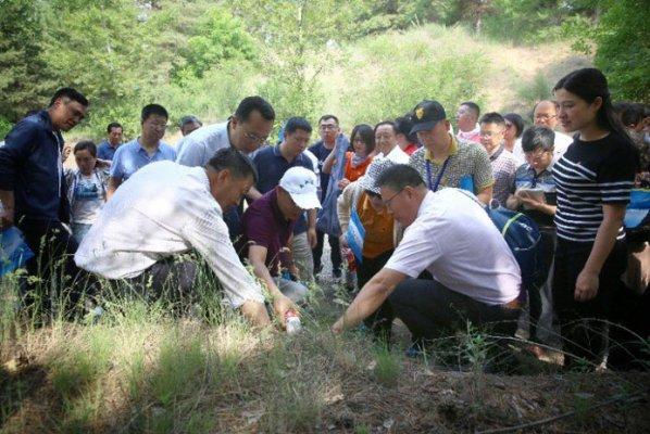 国家林业和草原局党校第52期学员赴陕进行教学考